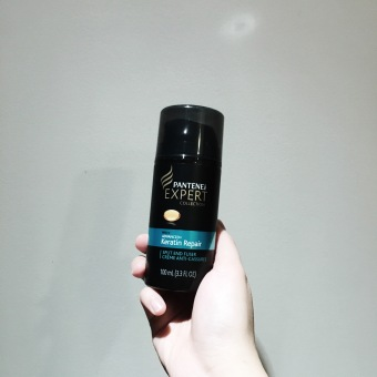 Pantene Expert Advanced Keratin Repair Split End Fuser